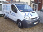 Window Cleaning Specialist Van
